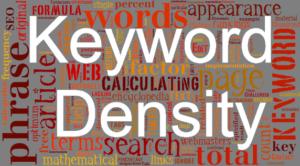 keyword-desnsity-seo