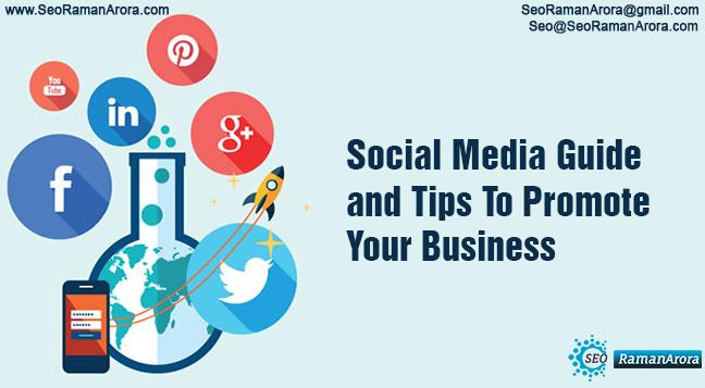 social media guide for business