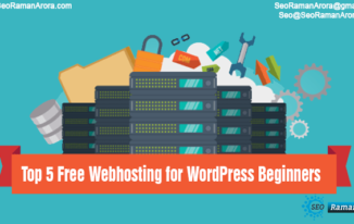 Free webhosting for wordpress