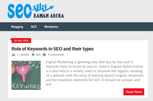 seoramanarora-blogging-website