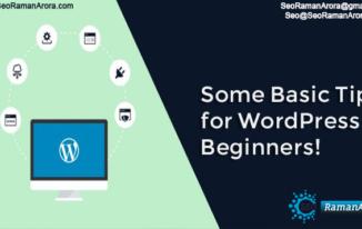 Tips for WordPress Beginners