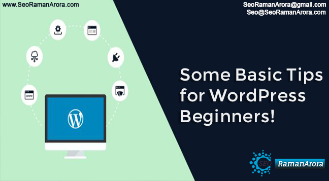 Tips for WordPress Beginners