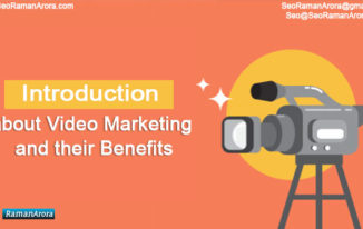 Introduction about Video Marketing
