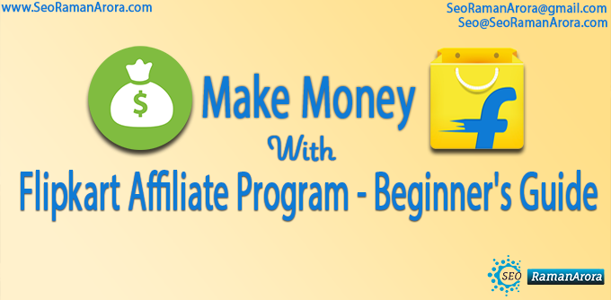 Make Money With Flipkart Affiliate Program