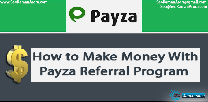 Make Money With Payza Referral Program