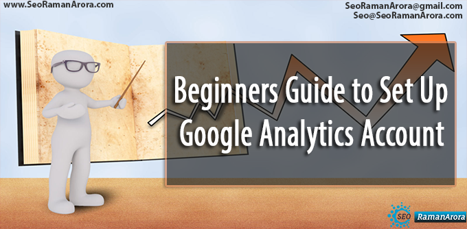 Set Up Google Analytics Account