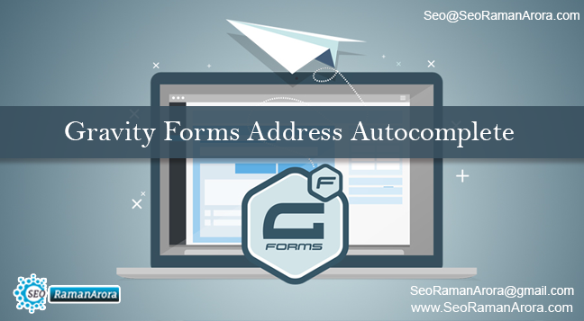 Gravity Forms Address Autocomplete - WordPress Plugin Review