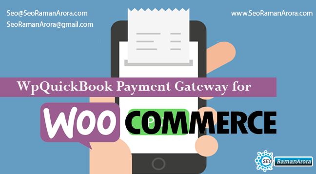 QuickBook Payment Gateway for WooCommerce