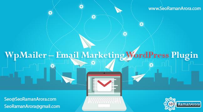 WpMailer - Email Marketing WordPress Plugin