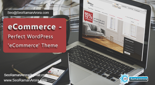 Ecommerce - Perfect WordPress eCommerce Theme