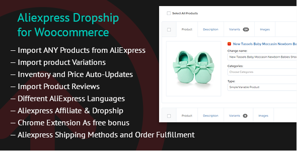 Ali2Woo  – AliExpress Dropshipping Business Plugin