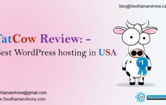 FatCow Review : Best WordPress Hosting in USA