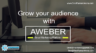 Grow your audience with AWeber Email Marketing Platform