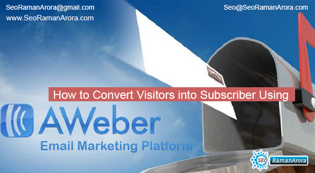AWeber Email Marketing Platform