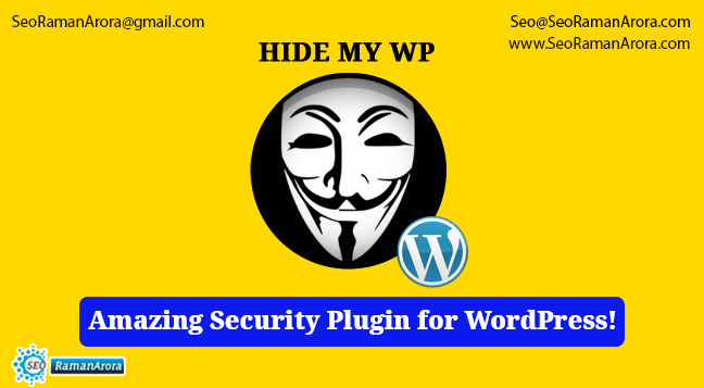 Hide My WP – Security Plugin for WordPress