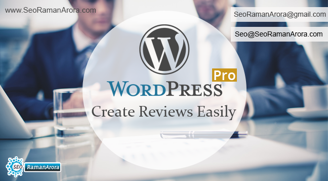 WP Review Pro – Create Reviews Easily on WordPress