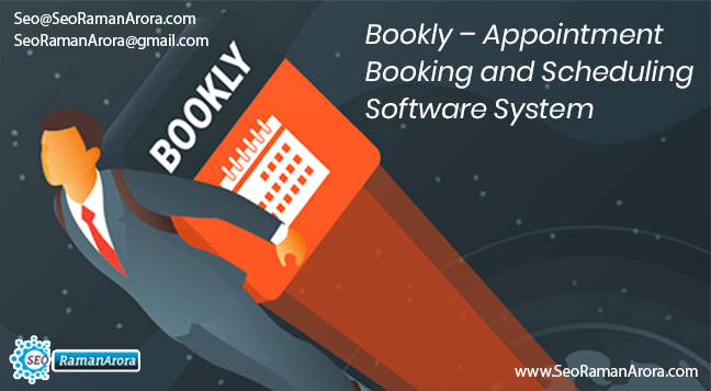 Bookly – Appointment Booking and Scheduling Software