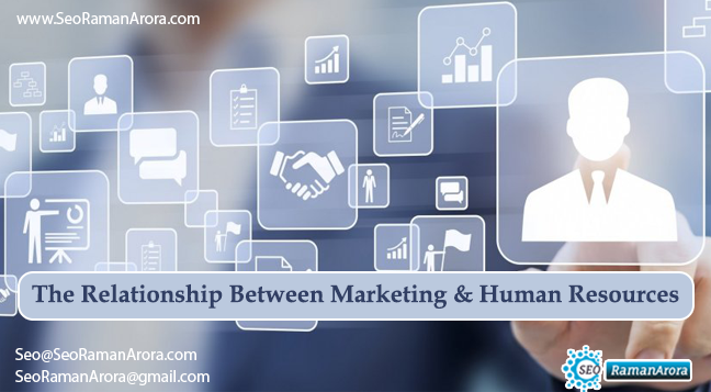 Marketing and Human Resources