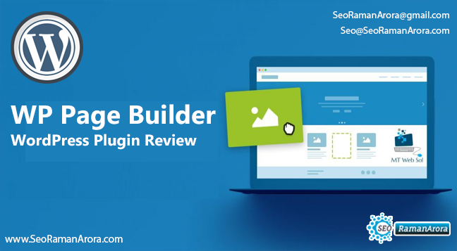 WP Page Builder: WordPress Plugin Review