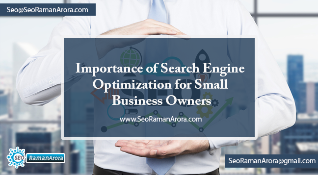 Importance of Search Engine Optimization for Small Business Owners