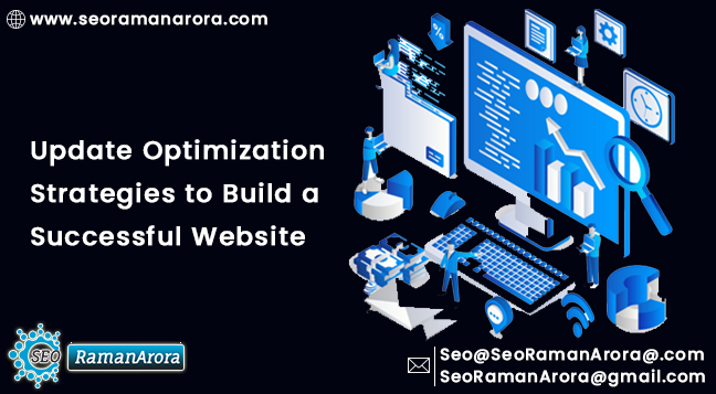 Update Optimization Strategies to Build a Successful Website