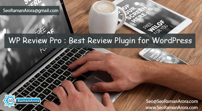 WP Review Pro : Review Plugin for WordPress