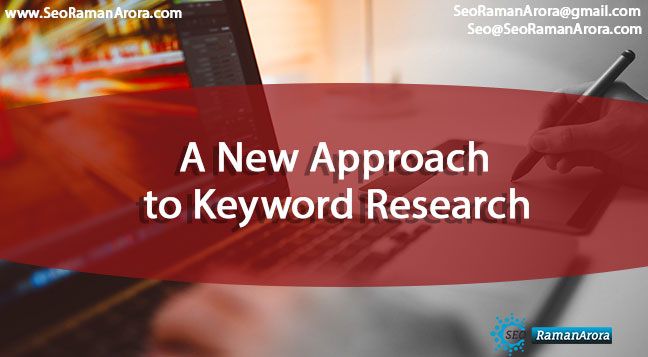 New Approach to Keyword Research