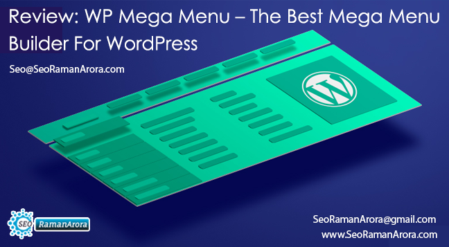 WP Mega Menu - The Best Mega Menu Builder For WordPress