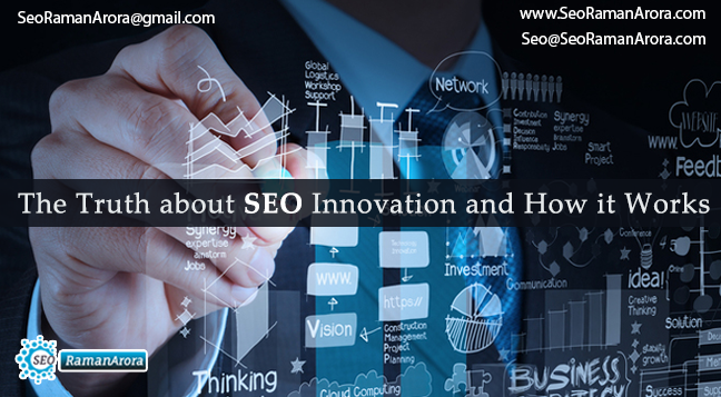 The Truth about SEO Innovation and How it Works