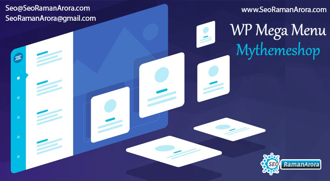 WP Mega Menu - Mythemeshop